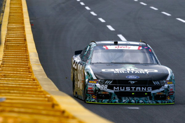 NASCAR Xfinity Series Hisense 4K TV 300 Charlotte Motor Speedway, Concord, NC USA Thursday 25 May 2017 Casey Mears, Geico Military Ford Mustang World Copyright: Lesley Ann Miller LAT Images
