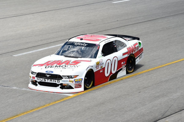 Monster Energy NASCAR Cup Series Toyota Owners 400 Race Weekend. Richmond International Raceway, Richmond, VA USA Cole Custer, Haas Automation Ford Mustang  World Copyright: John Harrelson LAT Images ref: Digital Image 17RIC1jh_00316