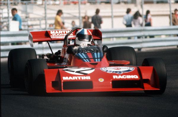 Monte Carlo, Monaco.31/5-3/6 1973.Chris Amon (Tecno PA123B).Ref-35mm 73 MON 03World Copyright - LAT Photographic