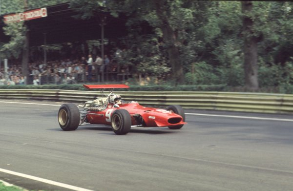 1968 Italian Grand Prix.
