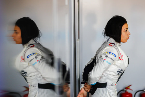 Amna Al Qubaisi (UAE), Envision Virgin Racing