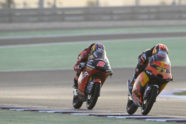 Ayumu Sasaki, Red Bull KTM Tech 3.