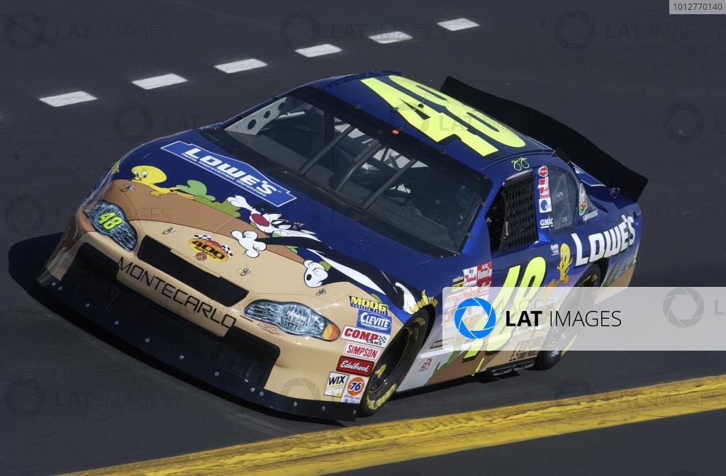 2002 NASCAR Richmond, Va, USA September 07-08,2002