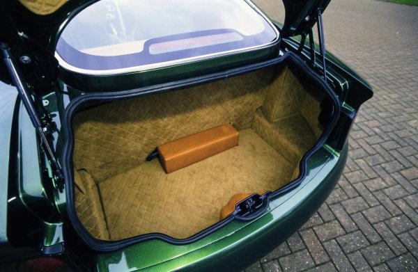 Aston Martin Project Vantage Concept.