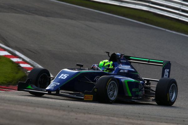 2017 BRDC Formula Three Championship, Oulton Park, 15th-17th April, 2017, James Pull (GBR) Carlin BRDC F3  World copyright. JEP/LAT Images