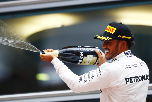 Shanghai International Circuit, Shanghai, China.  Sunday 09 April 2017. 