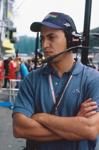 1998 Austrian Grand Prix. A1 Ring, Zeltweg, Austria. 24th - 26th July 1998. RD 10. Benetton Team Manager, Rocco Benetton, portrait.  World Copyright: Steven Tee/LAT Photographic. Ref:  98 RoccoB 02