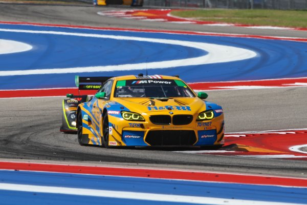15-17 September 2016,  Austin, Texas USA 97, BMW, M6 GT3, GTD, Michael Marsal, Markus Palttala ?2016, John Thawley LAT Photo USA