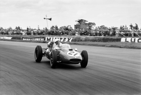 1960 British Grand Prix.