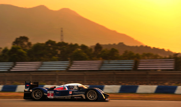 Zhuhai, China. 5th - 7th November 2010.