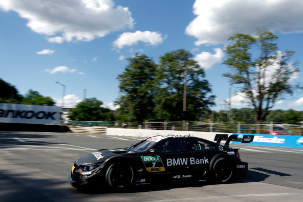 2017 DTM Round 4 Norisring, Nuremburg, Germany Friday 30 June 2017. Bruno Spengler, BMW Team RBM, BMW M4 DTM World Copyright: Alexander Trienitz/LAT Images ref: Digital Image 2017-DTM-R4-NOR-AT2-0599