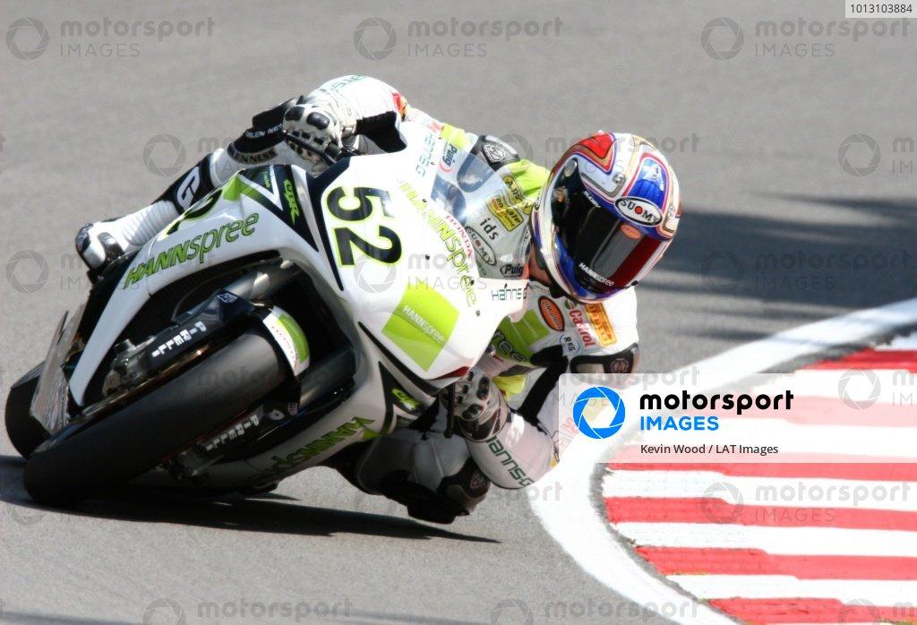 2007 World Superbike Championship.