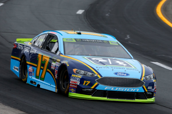 Monster Energy NASCAR Cup Series ISM Connect 300 New Hampshire Motor Speedway Loudon, NH USA Friday 22 September 2017 Ricky Stenhouse Jr, Roush Fenway Racing, Fifth Third Bank Ford Fusion World Copyright: Lesley Ann Miller LAT Images