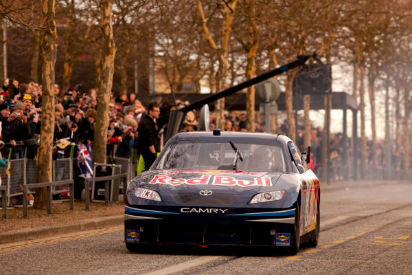 Milton Keynes.  Saturday 10th December 2011.