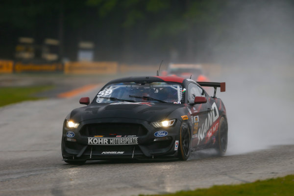 IMSA Continental Tire SportsCar Challenge Road America 120 Road America, Elkhart Lake, WI USA Friday 4 August 2017 59, Ford, Ford Mustang, GS, Dean Martin, Jack Roush Jr World Copyright: Jake Galstad LAT Images