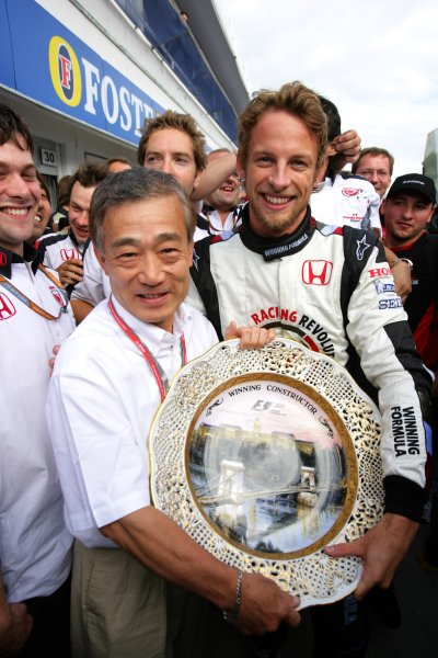 2006 Hungarian Grand Prix - Sunday Race