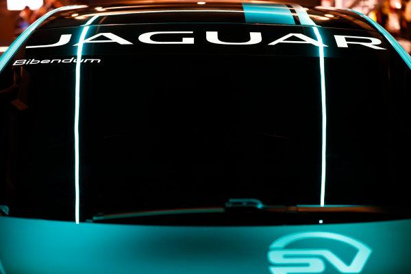 Autosport International Exhibition. National Exhibition Centre, Birmingham, UK. Thursday 11th January 2017. The Jaguar I-Pace Trophy.World Copyright: Glenn Dunbar/LAT Images Ref: _X4I4108
