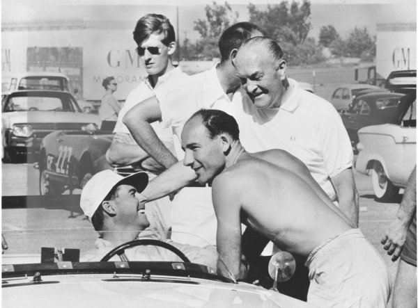 Riverside, California, USA. 15th October 1961.