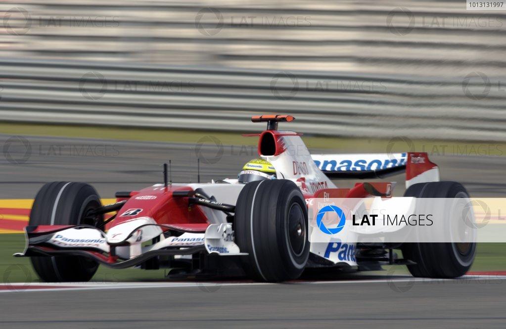 2007 Chinese Grand Prix - Saturday Qualifying