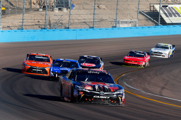 13-14 November, 2015, Avondale, Arizona USA Erik Jones, GameStop/WWE2K16 Toyota Camry ?2015, Russell LaBounty LAT Photo USA