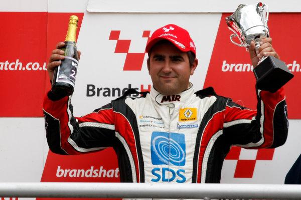 2013 Champion of Brands, Brands Hatch, Kent. 10th August 2013. Scott Malvern. World Copyright: Ebrey / LAT Photographic.