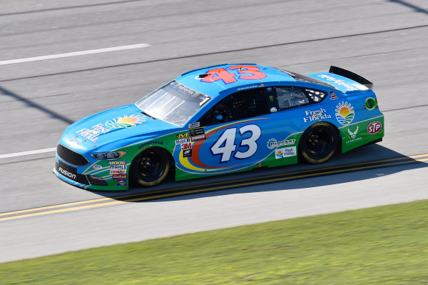 Monster Energy NASCAR Cup Series GEICO 500 Talladega Superspeedway, Talladega, AL USA Saturday 6 May 2017 Aric Almirola, Richard Petty Motorsports, Fresh From Florida Ford Fusion. World Copyright: John K Harrelson LAT Images ref: Digital Image 17TAL1jh_02278