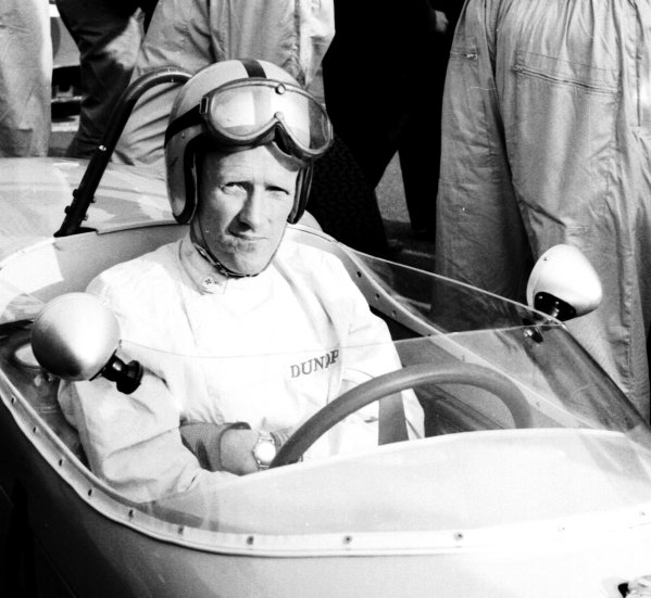 Formula 1 World Championship.Cliff Allison.Ref-8042.World - LAT Photographic
