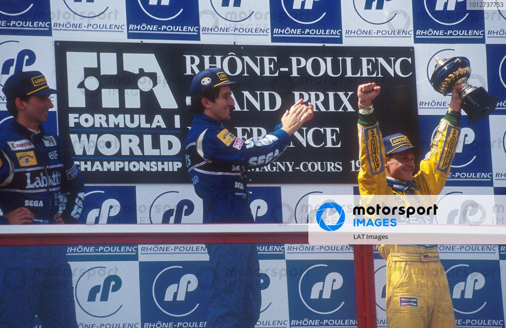 1993 French Grand Prix.