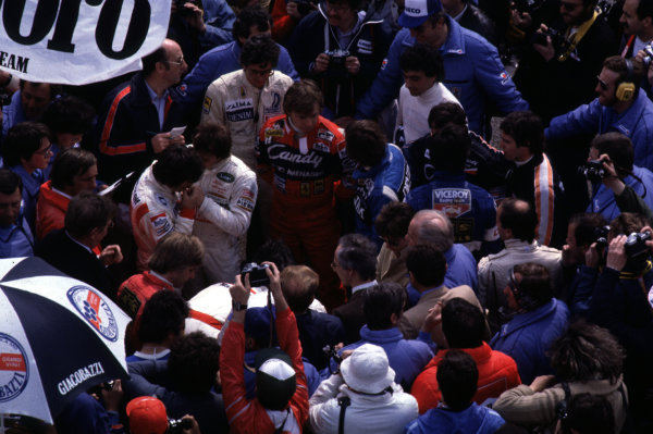 1982 San Marino Grand Prix.