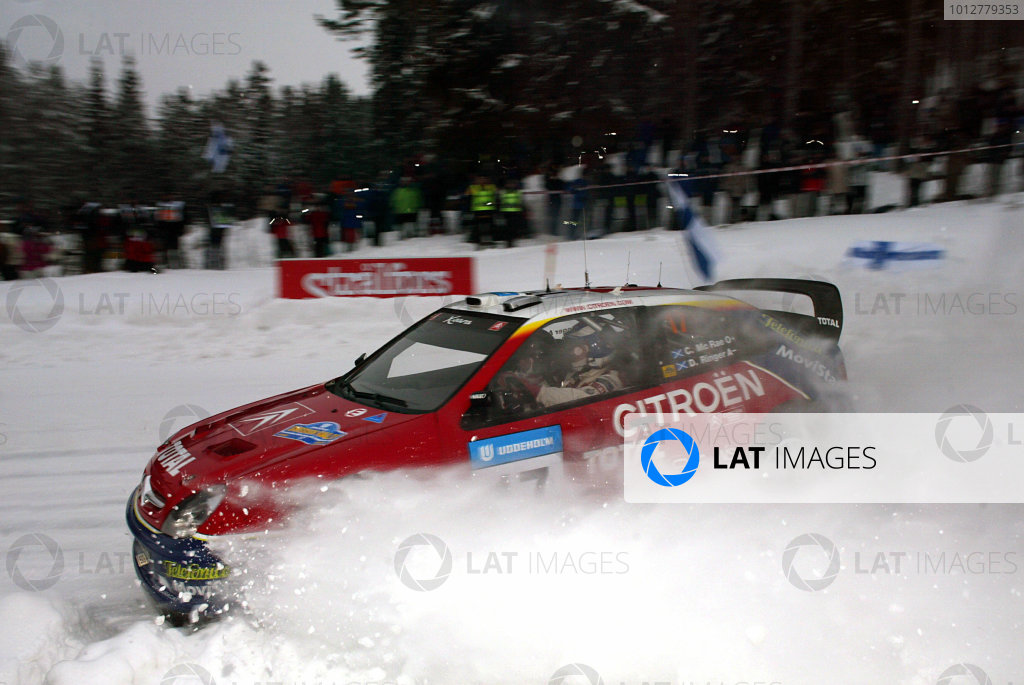 2003 FIA World Rally Championship.