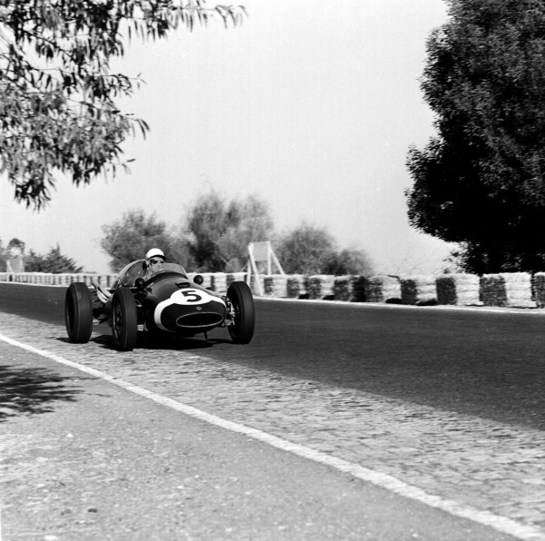 1959 Portuguese Grand Prix.