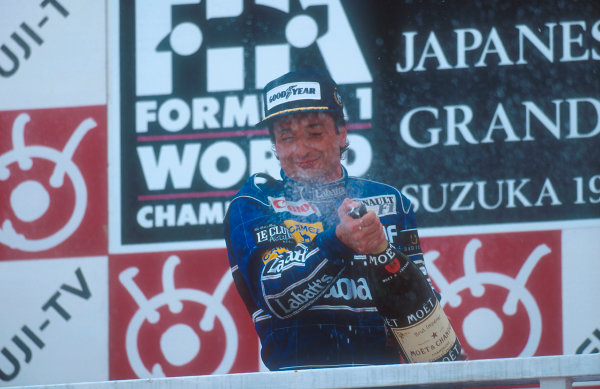 1992 Japanese Grand Prix.