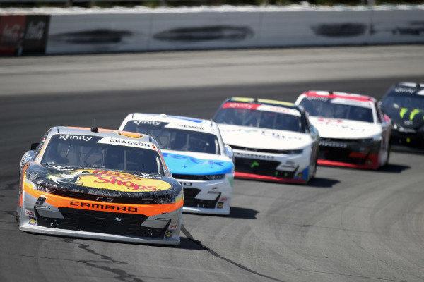#9: Noah Gragson, JR Motorsports, Chevrolet Camaro Bass Pro Shops/BRCC