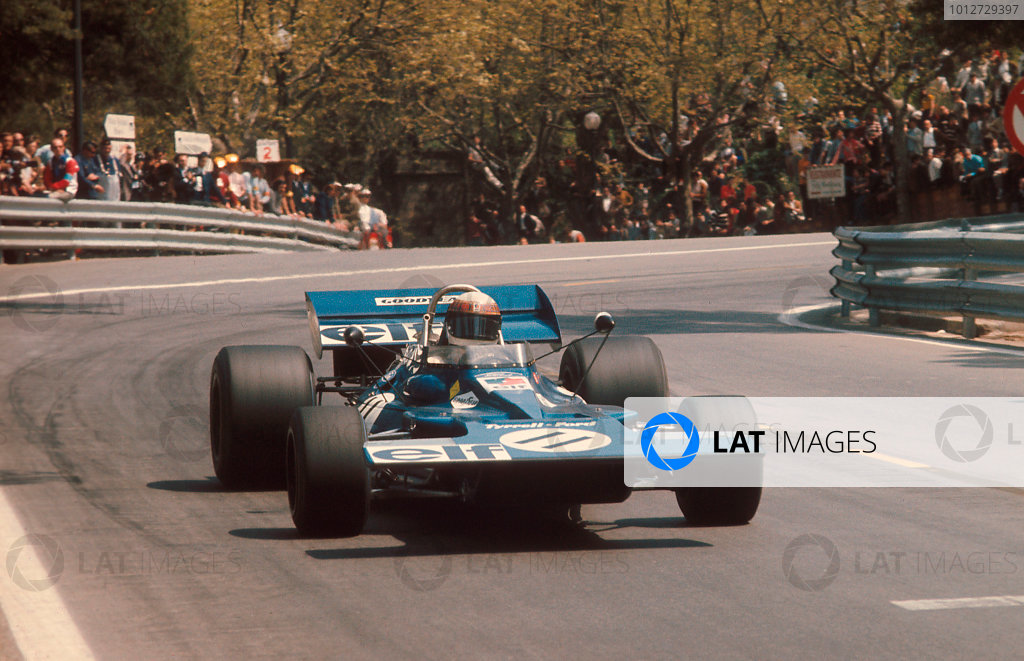1971 Spanish Grand Prix.