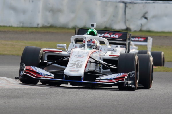 Ryo Hirakawa ( #20 ITOCHU ENEX TEAM IMPUL, Dallara SF19 Toyota) 2nd position