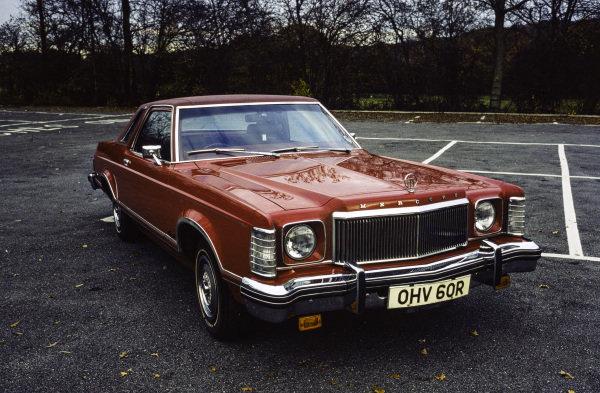 Ford Mercury Monarch.