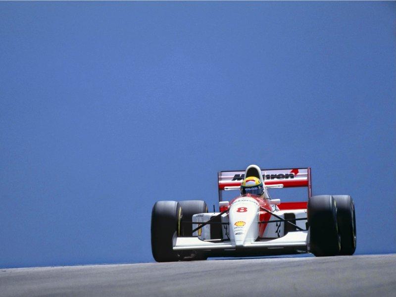 Sun, Silverstone, and Senna